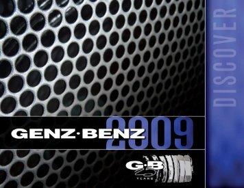 BLACK PEARL Series - Genz Benz