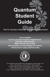 Student guide.pdf - Quantum Method