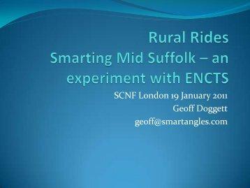 Mid-Suffolk Key Card Scheme 1.2MB