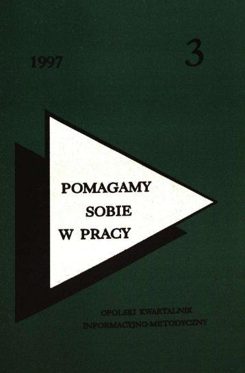 opolszczyźnie - Bibliotekarz Opolski