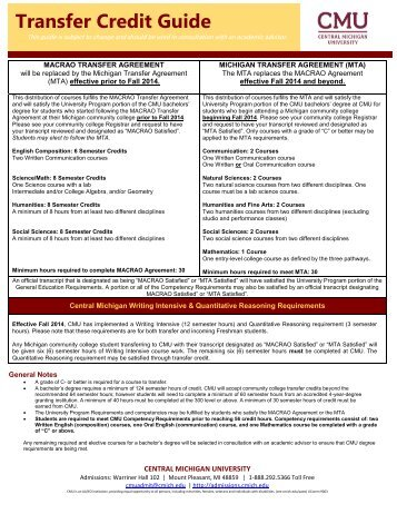 education: secondary (grades 7 - 12) - Central Michigan University