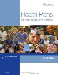 GA_Brochure - MedSouth Life & Health