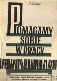 ę c Wojewódzka i Miejska Biblioteka Publiczna — Opole ...