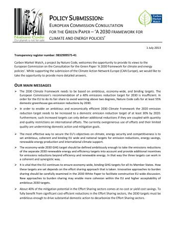 Green marketing essay