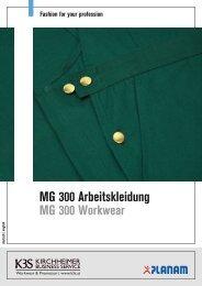 K3S Planam Arbeitskleidung MG 300