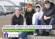 Supporting children and young people to shine - Your Homes ...