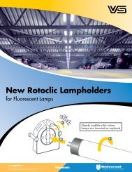 VS Rotoclick Brochure - Universal Lighting Technologies