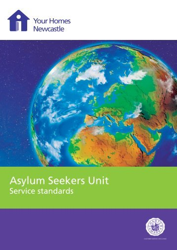 Asylum Seekers Unit - Your Homes Newcastle