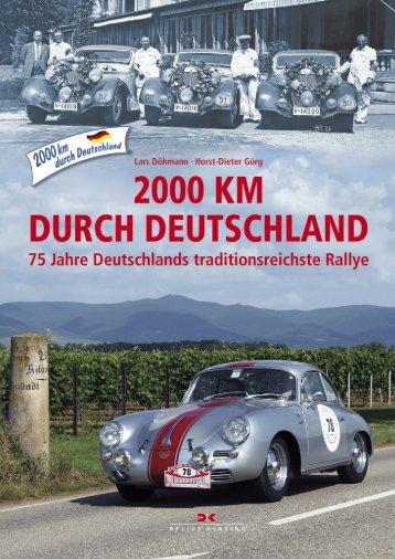 Chronik 75 Jahre 2000 km durch Deutschland - Rallyeschilder de