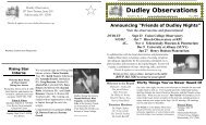 9/2005 - Dudley Observatory