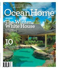 Ocean Home Magazine March-April Issue 2010 - Garia