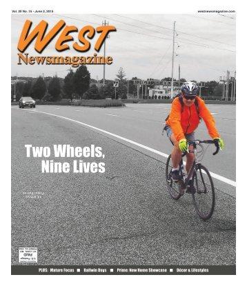 West Newsmagazine 6/3/15