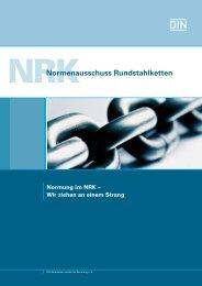 NRK Broschüre (552.8 KB) - DIN Deutsches Institut für Normung e.V.