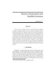 Dharma, Interpretation and - Buddhism.org
