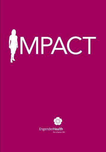 EngenderHealth-2014-Impact-Report