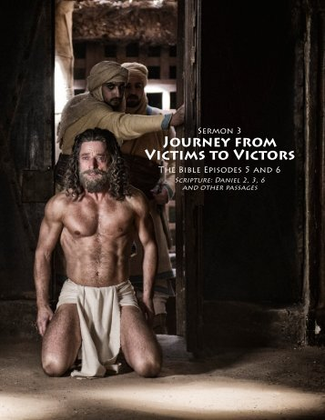 JOURNEY FROM VIcTIMs TO VIcTORs - Outreach