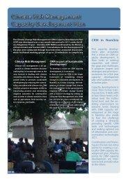 Climate Risk Management Capacity Development Plan Climate Risk ...