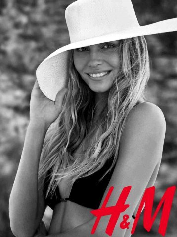 H&M Lookbook! SUMMER FASHION