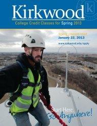 Iowa County - Kirkwood Community College