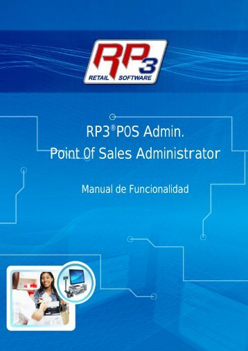 POS Admin - RP3 Retail Software