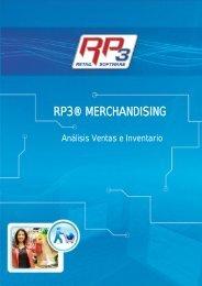 Análisis de Ventas e Inventario - RP3 Retail Software