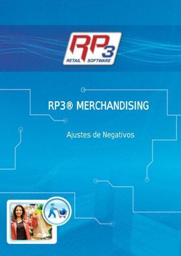 Ajuste de Negativos - RP3 Retail Software