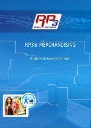 Análisis de Inventario Físico - RP3 Retail Software