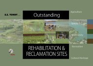 Outstanding Rehabilitation & Reclamation - The Ontario Aggregate ...