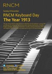 Download Keyboard Day leaflet