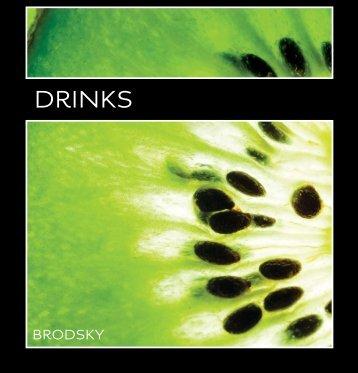 Brodsky DrinksBrodsky Drinks