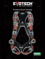 EVOTECH™ Full-Body Harness