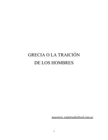 Bajar Documento PDF - Maestros Espirituales WWW Site