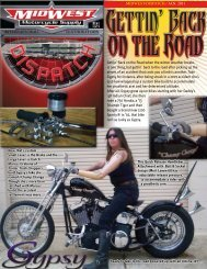 Back On The Road - Midwest Motorcycle Supply