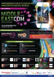 partnering for success in an innovative digital world - Informa ...