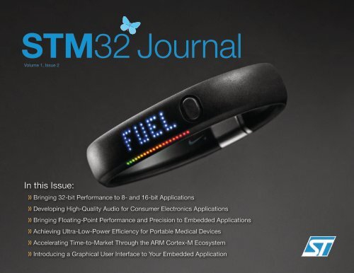 STM32 Journal - Digikey