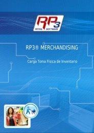Carga Toma Física de Inventario - RP3 Retail Software