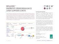 BPA4DB2 - Enterprise Systems Associates, Inc.
