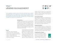zPARMS Management - Enterprise Systems Associates, Inc.