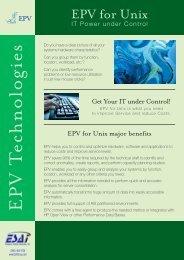 Linux, UNIX - Enterprise Systems Associates, Inc.