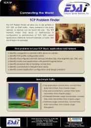 TCP Problem Finder