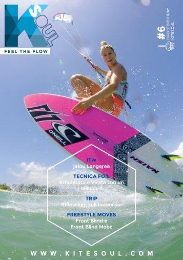Kitesoul Magazine #6 Italian Edition
