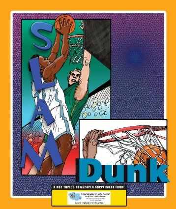 Slam Dunk - Newspaper In Education