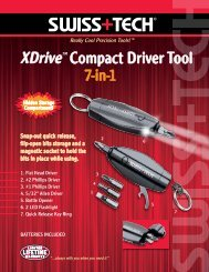 SW297 XDrive Driver 2p 2 - Swiss+Tech Products