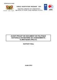 Politique_Nationale_CC_ Rapport Final_juil2012.pdf - Africa ...