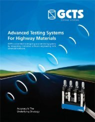 ATM-025 / BFFA-5 - GCTS Testing Systems