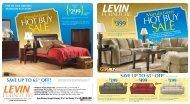 HOT BUY - Levin Furniture