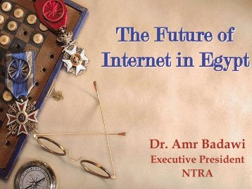 The Future of the Internet in Egypt
