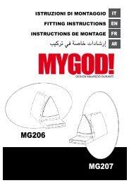 Istruzioni di montaggio - Paco Jaanson