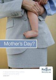 Mother's Day? - Regus