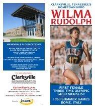 Wilma Rudolph: Clarksville's Hometown Hero